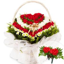 꽃바구니(꽃행복305호)
