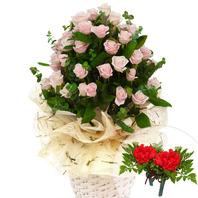 꽃바구니(꽃행복343호)